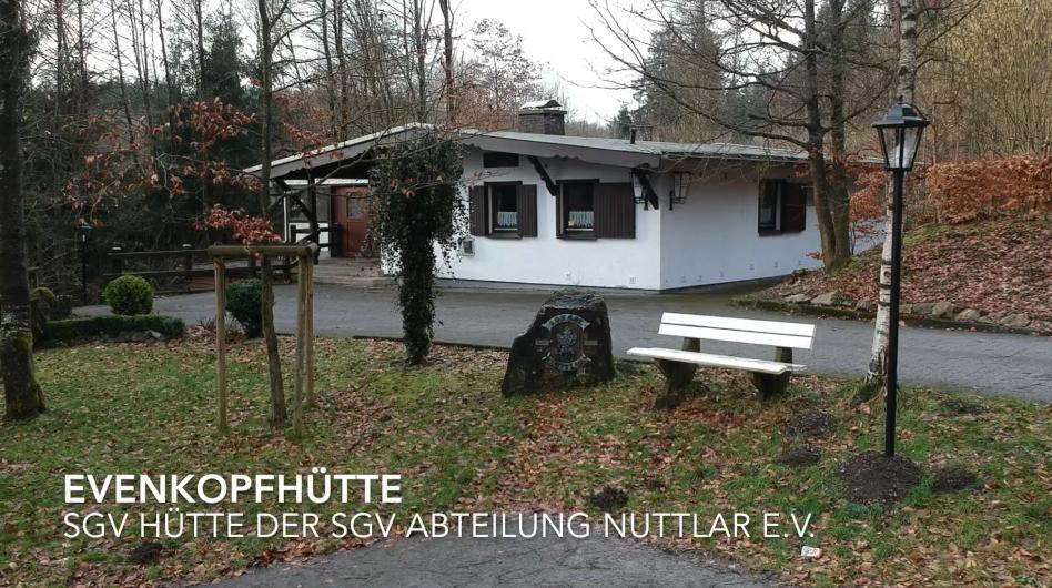 Evenkopfhütte